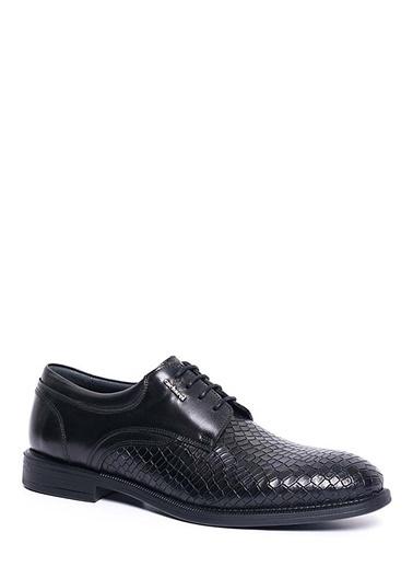 Cacharel Bağcıklı Klasik Ayakkabı Siyah